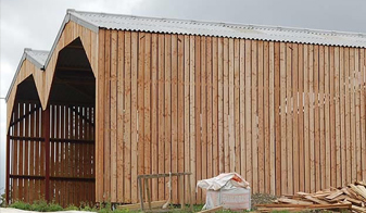 Cedar Cladding Supplier