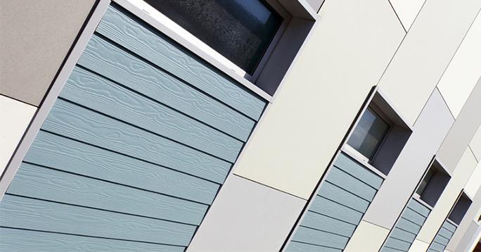 composite cladding. Black Bedroom Furniture Sets. Home Design Ideas