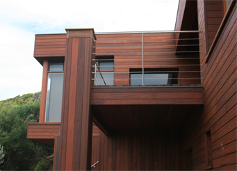 Delightful External Timber Cladding